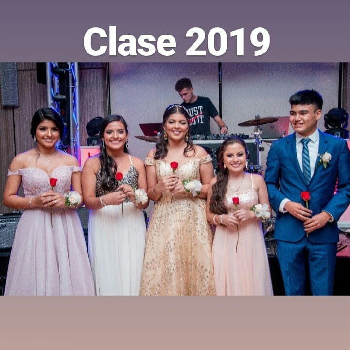 Clase 2019 HFBS